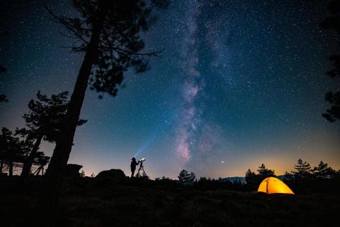 Sikt mot stjernene – Canon utvider fullformatutvalget med nytt astrokamera