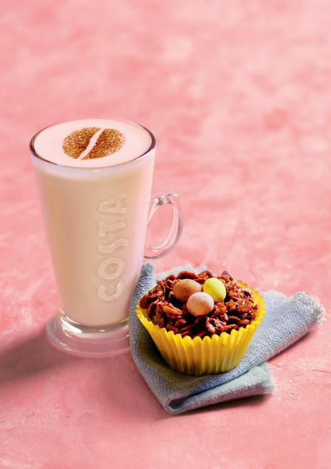 COSTA COFFEE SPRINGS INTO MARCH WITH FRESH NEW MENU