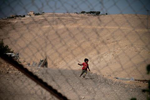 EU:s ansträngningar att stoppa övergrepp på Västbanken misslyckas