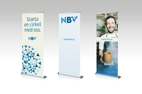 NBV får ny grafisk profil