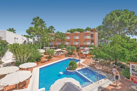 Hotel allsun Paguera Pool