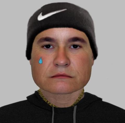 E-fit released following armed robbery – Milton Keynes