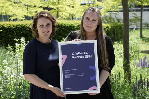 Digital PR Award 2018