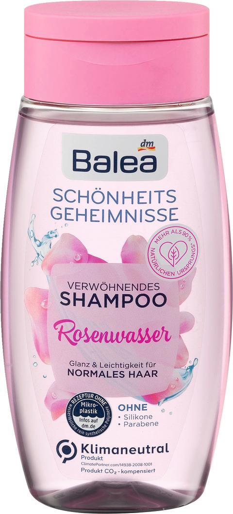 Balea Shampoo Rosenwasser