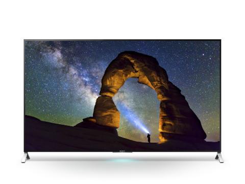 Sony aumenta il numero dei TV 4K Ultra HD compatibili con High Dynamic Range