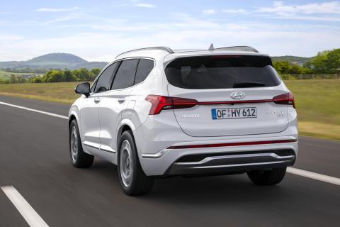 New Hyundai Santa Fe (9)