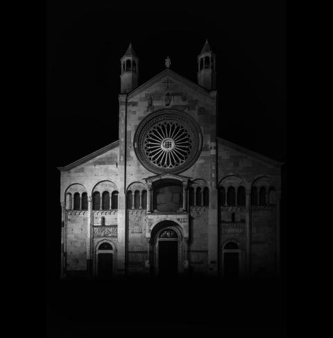 Alessandro Piredda, Duomo Modena Italy, 2016