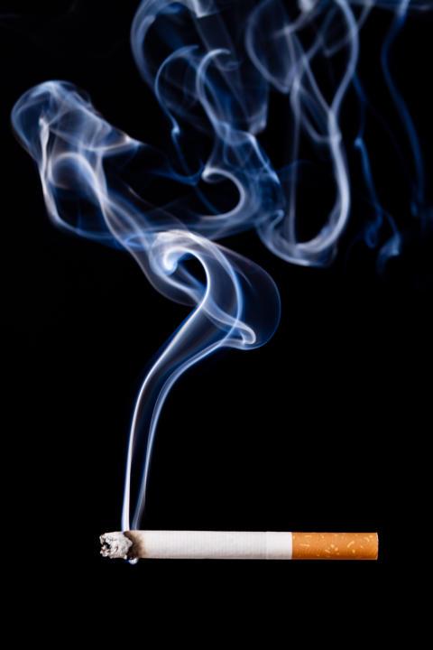 Passiv rökning ger aktiva besvär
