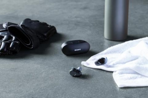 Sony annonce ses nouveaux écouteurs sans fil WF-SP800N suréquipés pour vous accompagner partout