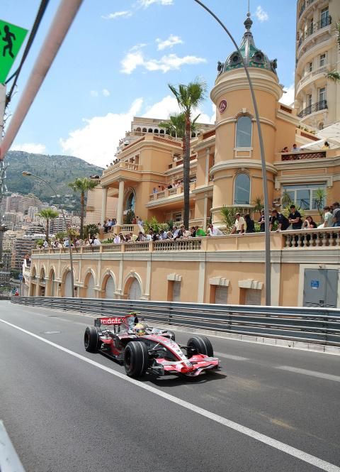 Watch F1 World Champion Lewis Hamilton defend his title at the 2016 Monaco Grand Prix with Fred. Olsen