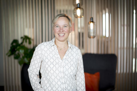 TVERRFAGLIG: Marianne Selle, Chief Digital Transformation Officer i Sopra Steria Skandinavia har ansvaret for innovasjonshuben «NEXT».