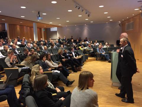 Dialogmøte med kraftbransjen i Hordaland