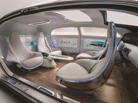 Motorists sceptical driverless cars will be commonplace in 20 years' time