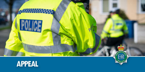 Appeal following sexual assault in Thornton