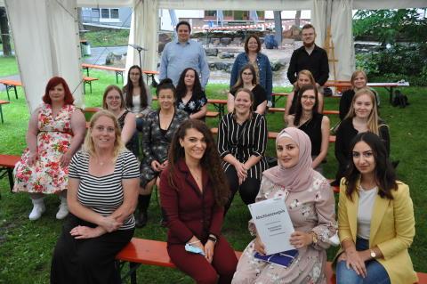 Hephata-Akademie verabschiedet 41 Erzieherinnen und Erzieher