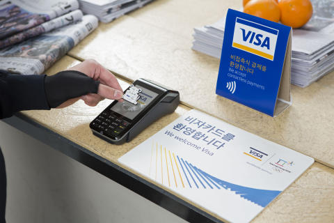 Visa payment wearable_pin