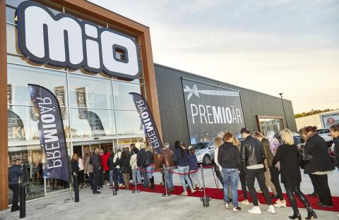 Mio ökar attraktivitet med nyetablering i Örebro