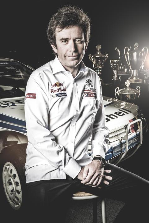Peugeot återvänder till Dakarrallyt - Bruno Famin Peugeot Sport