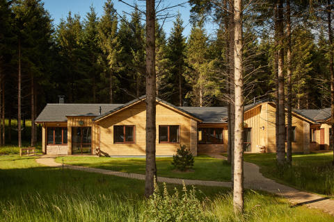 Woodland Lodge (Longford Forest)