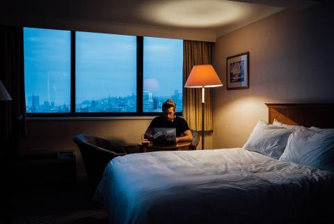 Plugged In: What do business travelers expect from their tech?