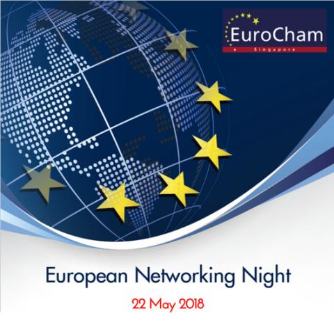 22 May: EuroCham invites you to European Networking Night