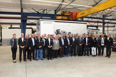 """BGL und BPW: """"Transportlogistik 4.0 bestimmt die Zukunft des Mittelstands"""""""
