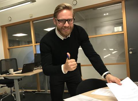 Joakim Lindh Webstep IoT Tech Lead