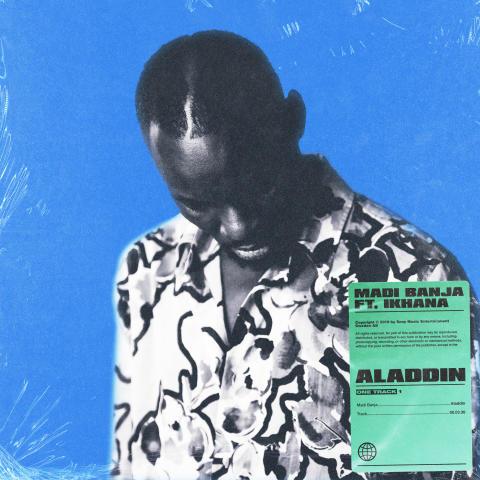 """Madi Banja släpper singeln """"Aladdin"""" feat. Ikhana från kommande debutalbum!"""
