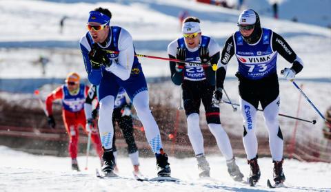 Visma fortsetter som tittelsponsor av Visma Ski Classics
