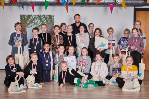 Vestjysk skoleklasse vinder klimakonkurrence
