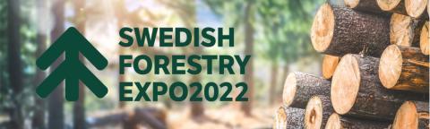 Swedish Forestry Expo 2021 byter datum