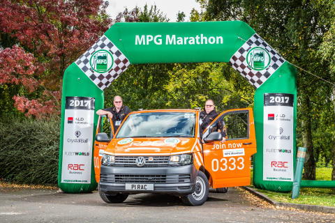 RAC Patrol of the Year rises to the MPG challenge