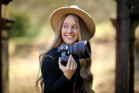 EOS R -kamerajärjestelmään uusi valovoimainen muotokuvaobjektiivi, Canon RF 85mm F1.2L USM