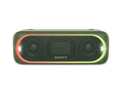 SRS-XB30 von Sony_grün_3