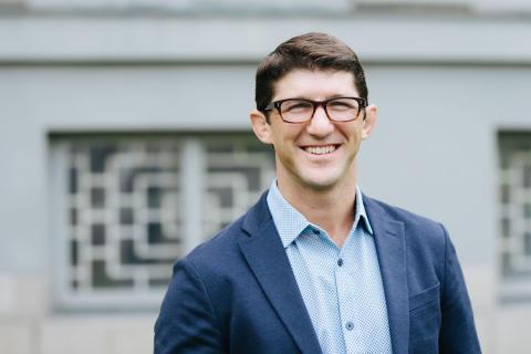 SSE researcher Mark A. Conley receives prestigious research award