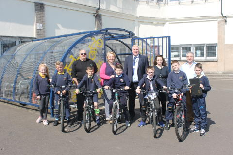Balornock Pupils Back on their Bikes thanks to ng2