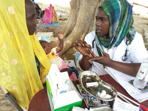 Lake Chad crisis - Health