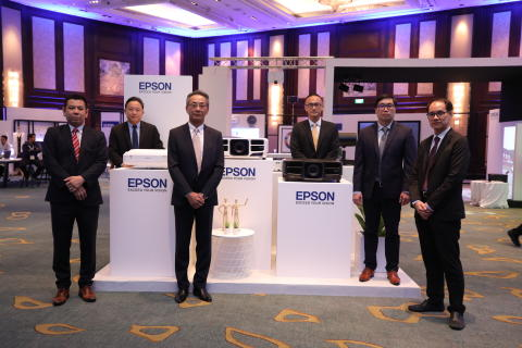 Epson's Laser Projectors Display Innovative Applications at Regional Laser Projection Showcase 2019