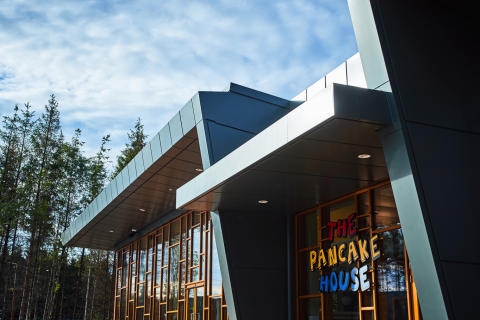 The Pancake House (Longford Forest)