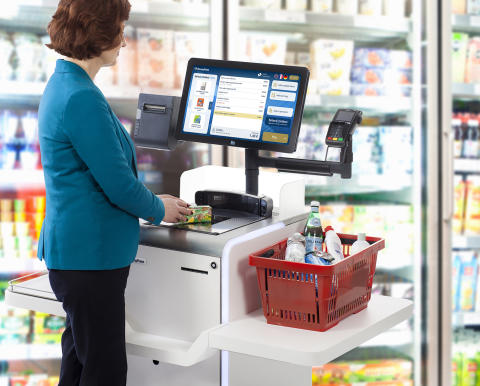 StrongPoint to deliver 100 self-checkout units in Poland