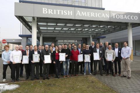 Die Partnerunternehmen des ersten oberfränkischen Energieeffizienz-Netzwerks: