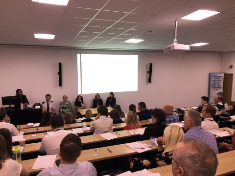Merseyside Police join partner agencies to discuss the protection of vulnerable people in Polish communities