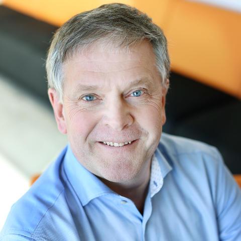 Samuel Henningsson, VD på NetPort Science Park