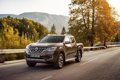 ALASKAN - ny pickup från Renault