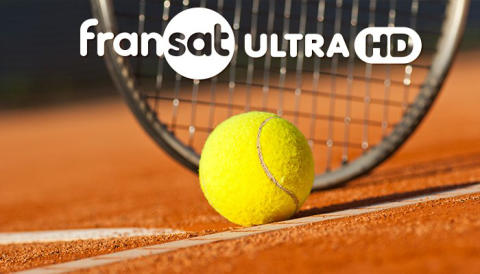 Roland-Garros 2016 : l'expérience Ultra Haute Définition continue