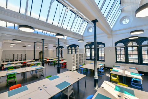 New world-class Architecture Studios open at Northumbria University, Newcastle
