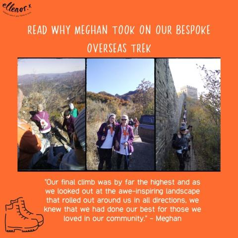 Meghan's China blog