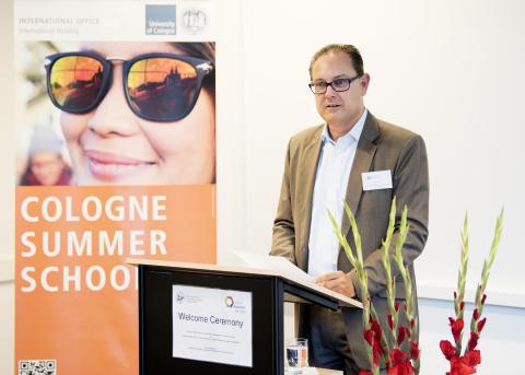 Santander Universitäten und Universität zu Köln feiern Start der Cologne Summer School-Saison