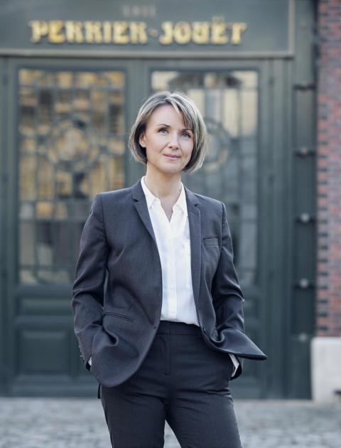 Séverine Frerson - Die erste Kellermeisterin von Perrier-Jouët im Interview