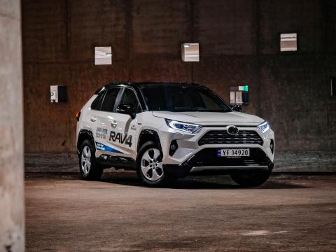 Toyota ble salgsvinner på Sortland